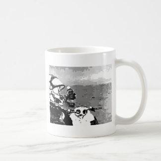 Snowmobile Freedom Coffee Mugs
