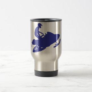 Snowmobile/Sledder Travel Mug