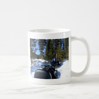 Snowmobiles Coffee Mug