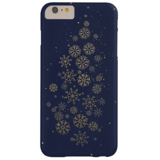 Snowy night barely there iPhone 6 plus case