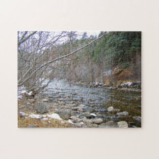 Snowy River Jigsaw Puzzle