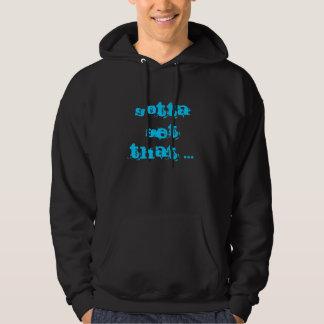 So 2000 & 10 hooded sweatshirt