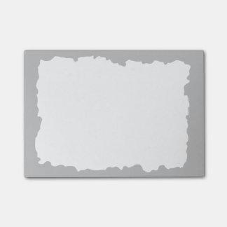 So Subtle Post-it® Notes - Grey