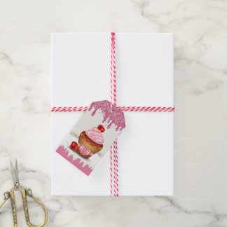So Sweet Cupcake Personal or Business Gift Tags