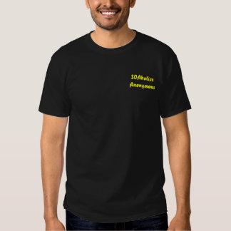 SOAholics Anonymous T-shirts