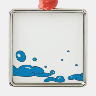 SOAP BUBBLE CHRISTMAS ORNAMENT