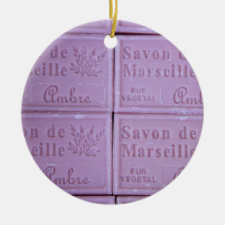 Soap from Marseille Christmas Ornament