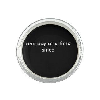 Sobriety Date Ring