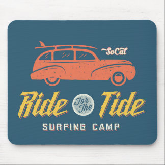 Socal Ride For The Tide Mouse Pad