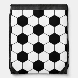 Soccer Ball Pattern Rucksack