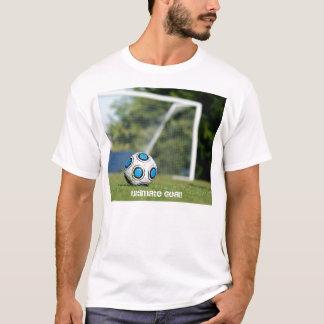 Soccer Ball with Goal T-Shirt