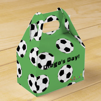 Soccer by The Happy Juul Company Favour Box