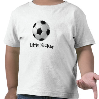Soccer Design Customizable Kids Clothing Shirt