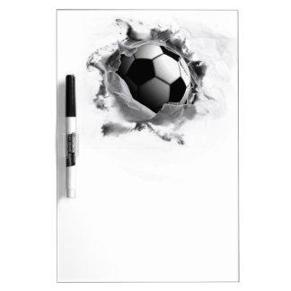 Soccer Dry Erase Board