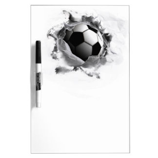 Soccer Dry Erase Boards