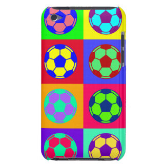 Soccer/ Football Art Barely There iPod Cover