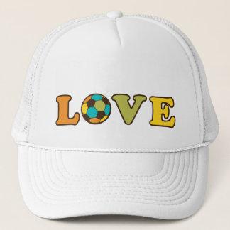 Soccer Love Sport Trucker Hat