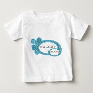 Soccer Mom Baby T-Shirt