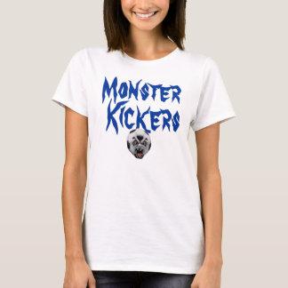 soccer monster, Monster Kickers - Customized T-Shirt