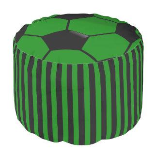 Soccer Ole' Round Pouf