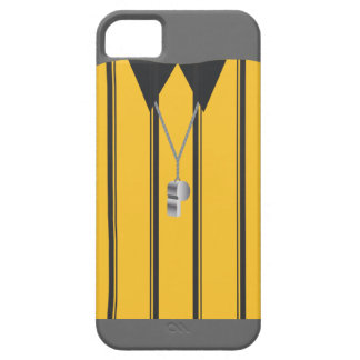 Soccer Ref iPhone SE/5/5S Barely There Case