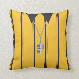 Soccer Ref Pillow