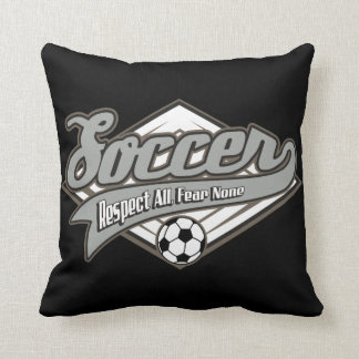 Soccer Respect Pillows