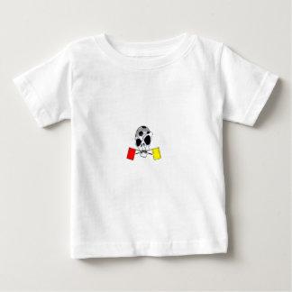 soccer skull baby T-Shirt