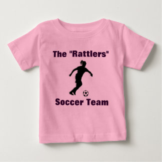 Soccer Team InfanTees/Creepers Baby T-Shirt