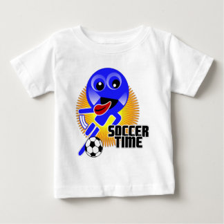 Soccer Time Baby T-Shirt