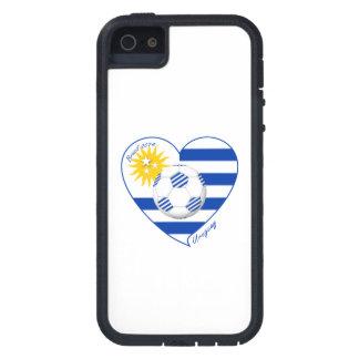 "Soccer ""URUGUAY"". National Uruguayan soccer team iPhone 5 Cover"