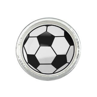 Soccerball Ring