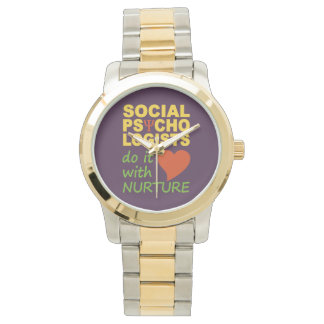 Social Psychologists watches