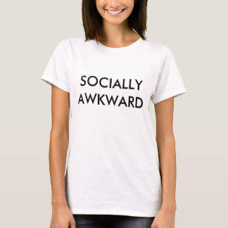 Socially Awkward Women's Basic T-Shirt