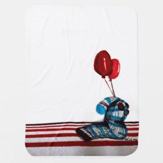 Sock Baby blanket