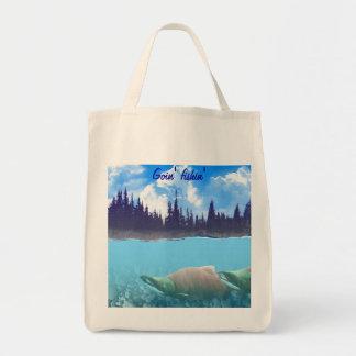 Sockeye Salmon Bag