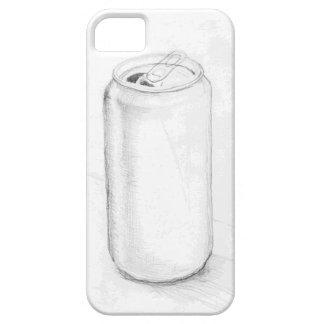 Soda Can Sketch Phone Case