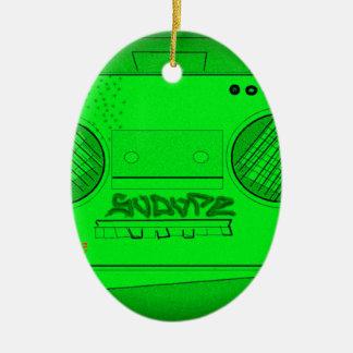 SoDope8 Christmas Ornament