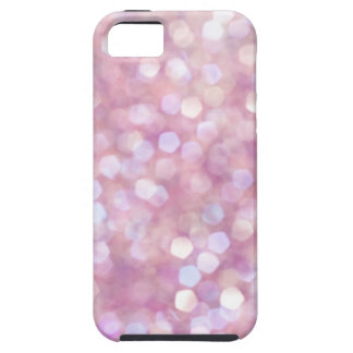 Soft Bokeh Glitter Sparkles iPhone 5 Covers