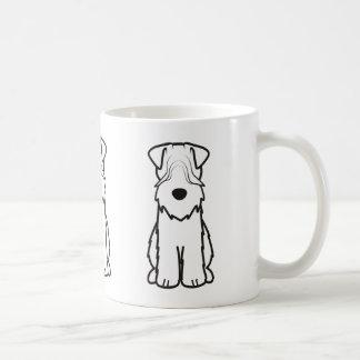 Soft Coated Wheaten Terrier Basic White Mug
