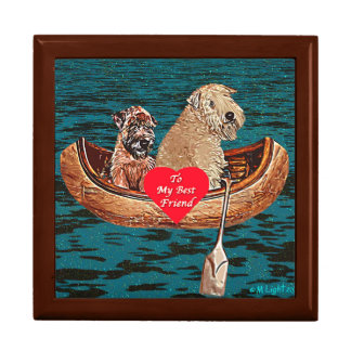 Soft-Coated Wheaten Terrier - Best Friends Gift Box