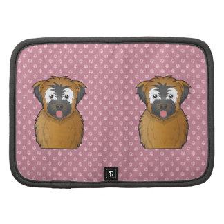 Soft Coated Wheaten Terrier Cartoon Planners