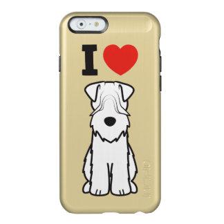 Soft Coated Wheaten Terrier Dog Cartoon Incipio Feather® Shine iPhone 6 Case