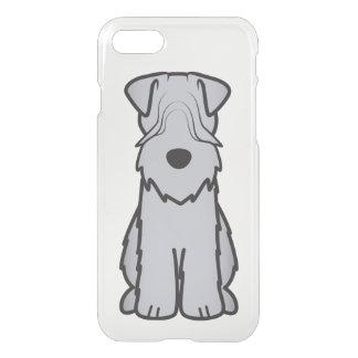 Soft Coated Wheaten Terrier Dog Cartoon iPhone 7 Case