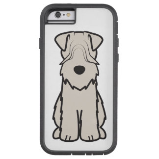 Soft Coated Wheaten Terrier Dog Cartoon Tough Xtreme iPhone 6 Case