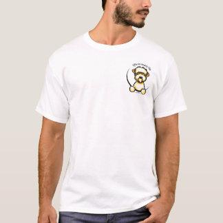 Soft Coated Wheaten Terrier IAAM Pocket T-Shirt