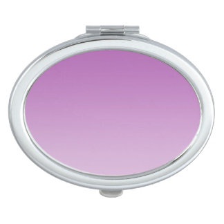 Soft Purple Ombre Mirror For Makeup