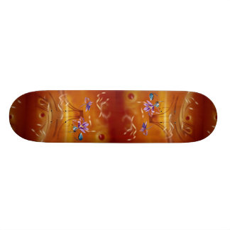 Soft touch skateboards