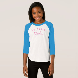 Softball Goddess T-Shirt