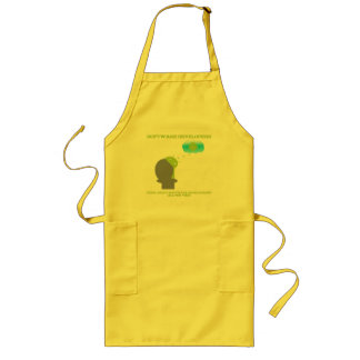 Software Developers Think About Software (Android) Long Apron